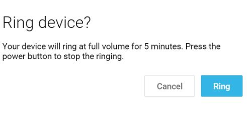 Cara Menemukan Perangkat/Hp Android Android Anda yang Hilang 3