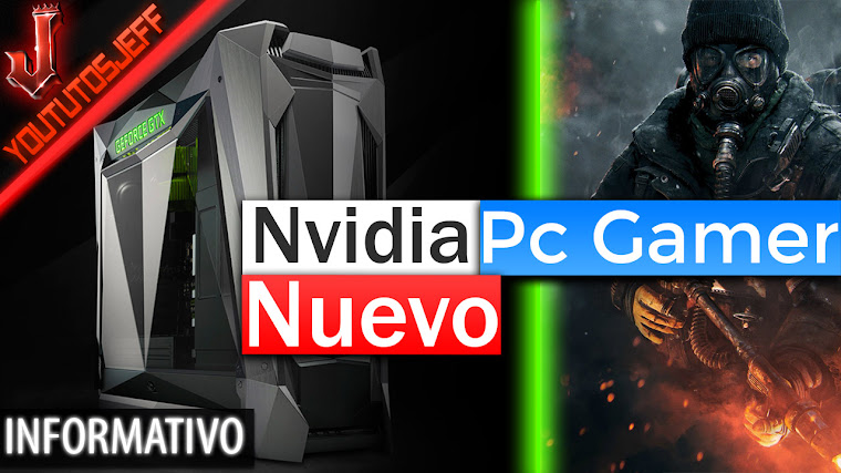 Nvidia presenta su PC Gamer Battlebox