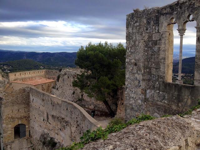 cómo organizar la visita al Castillo de Xátiva