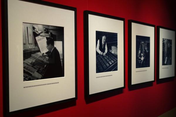limoges musée résistance exposition imprimeurs clandestins doisneau