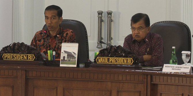 Soal Anggaran Bocor: Dibantah Jokowi, Dibenarkan JK