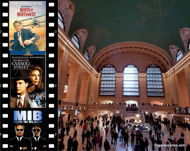 Filmes ambientados em Nova York: Grand Central Station