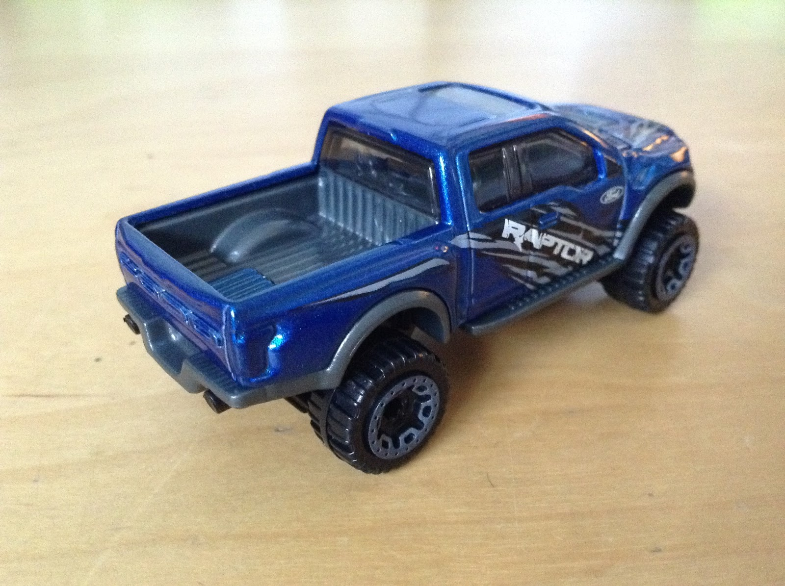 Julians hot wheels blog 2017 ford f 150 raptor new for 2016 now this is an awesome looking truck too bad there arent any details for the headlights and the taillights but at least you get some cool deco on the hood voltagebd Gallery