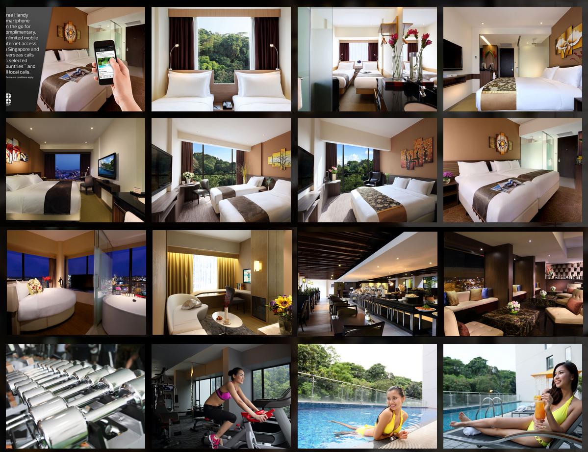 Ini adalah foto-foto kamar di Bay Hotel Singapore mulai dari kamar Standard, Deluxe dan Suite serta berbagai fasilitas seperti kolam renang dan restoran.