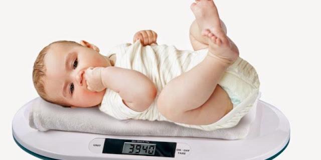 كيف أزيد وزن طفلي
