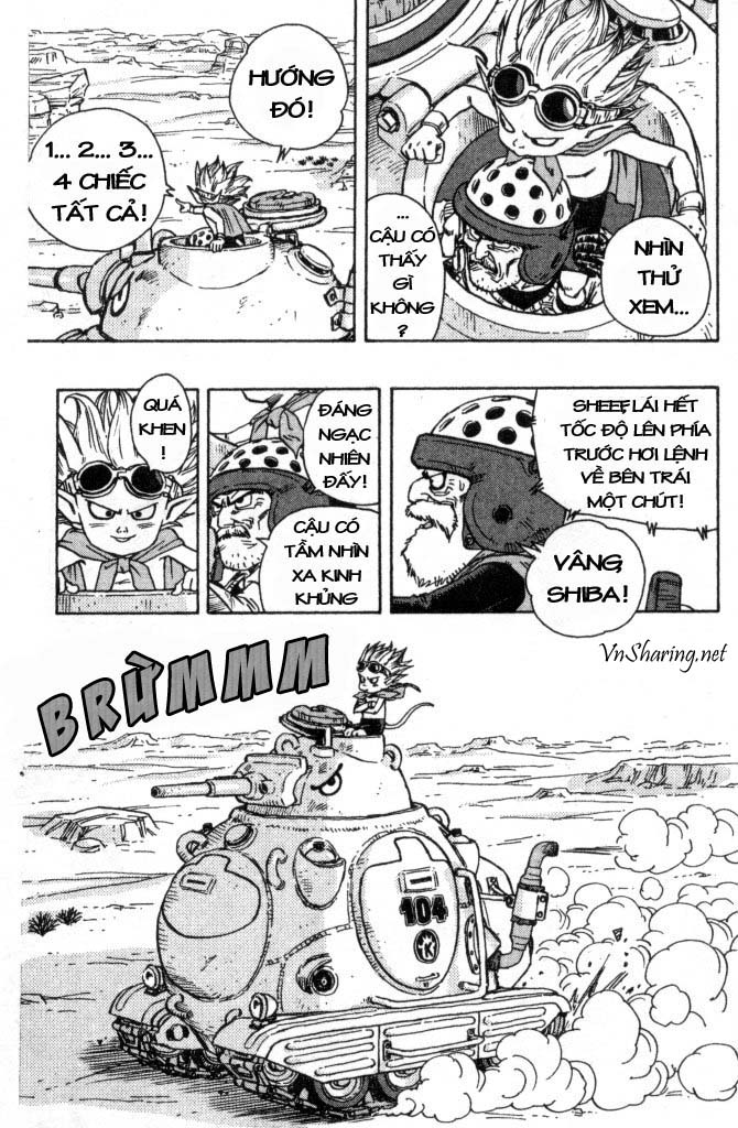 SandLand chap 7 trang 7