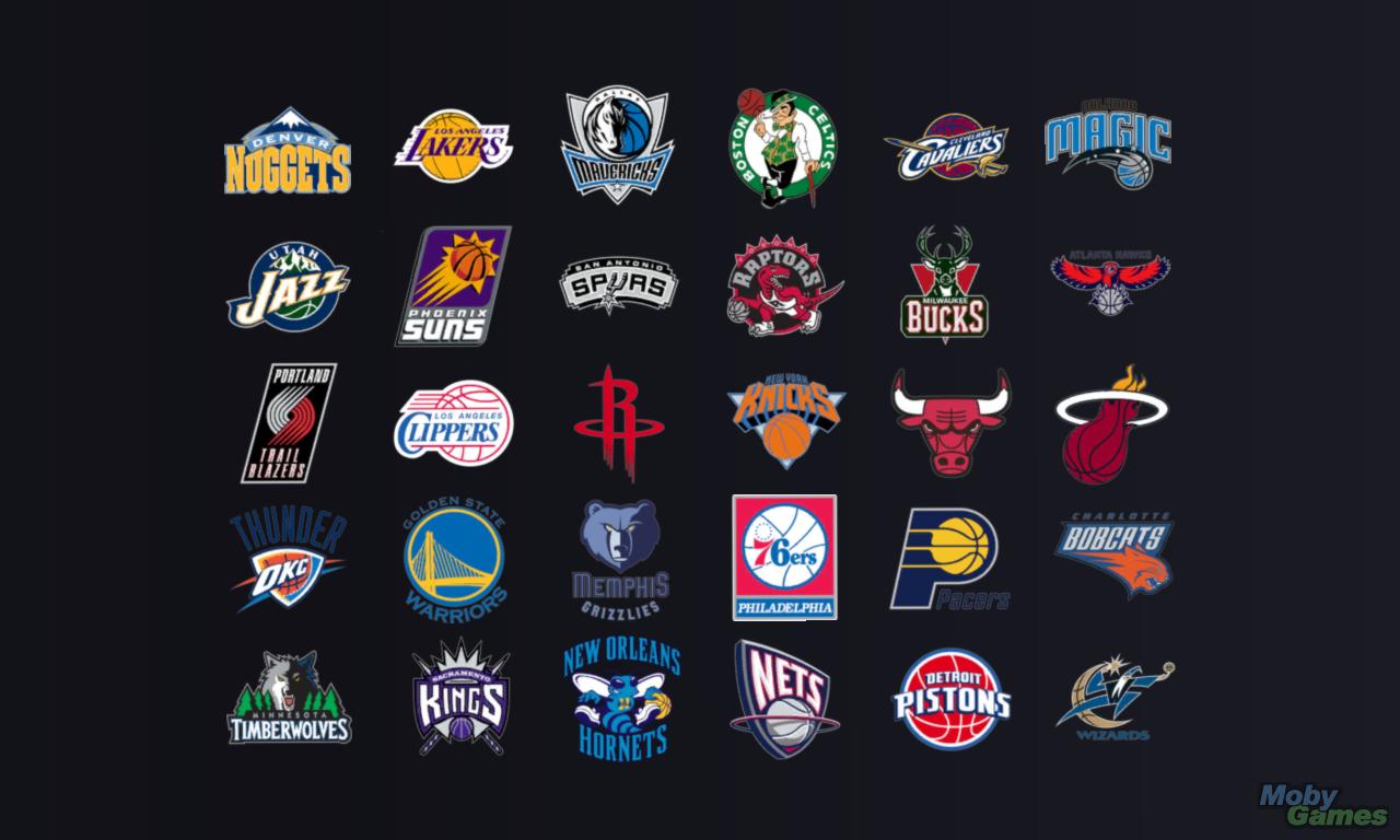 Second Inaugural >> All Logos: NBA Logos