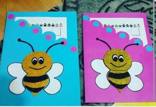 M s y m s manualidades practicos folders o carpetas for Sobres de goma eva