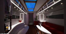 World's most expensive motor home goes on sale for £2million