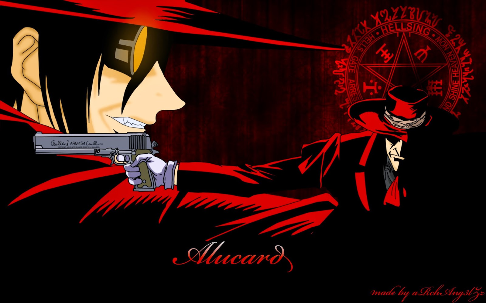 Anime wallpapers hd wallpapers hellsing hd - Anime hellsing wallpaper ...