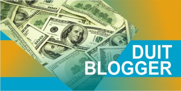 Ketika Seorang Blogger Ngebet Pengen Dapet Duit