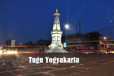 Kota Yogyakarta,Tugu Yogya,Tempat menarik di yogya