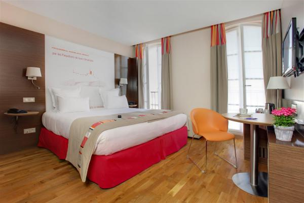 Hotel BEST WESTERN La Joliette - quarto