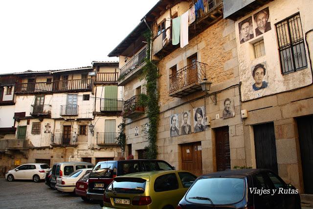 calles de Mogarraz, Salamanca