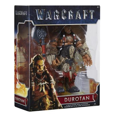 TOYS : JUGUETES - WARCRAFT Durotan | Figura - Muñeco Película Warcraft El Origen 2016 2016 | A partir de 6 años Comprar en Amazon España & buy Amazon USA