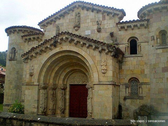 Iglesia de San Miguel, Puente Viesgo, Cantabria