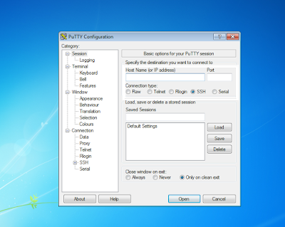 Cara Meremote Server Menggunakan SSH di virtualbox
