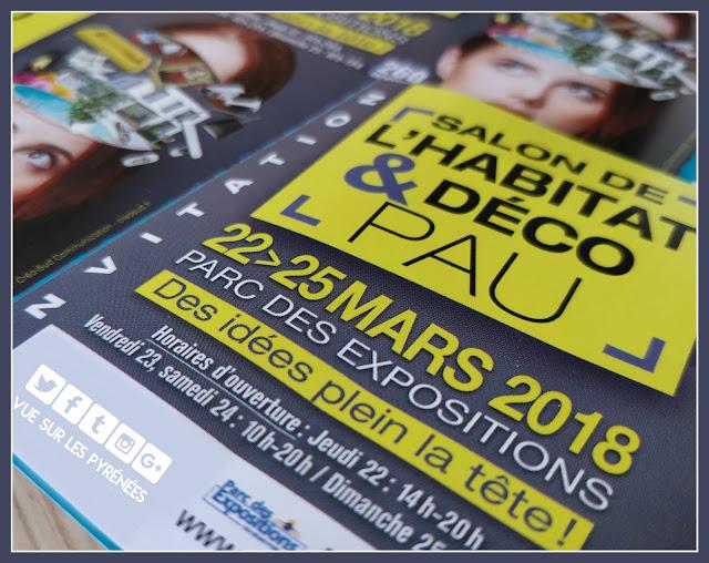 Salon de l'Habitat de Pau Pyrénées 2018