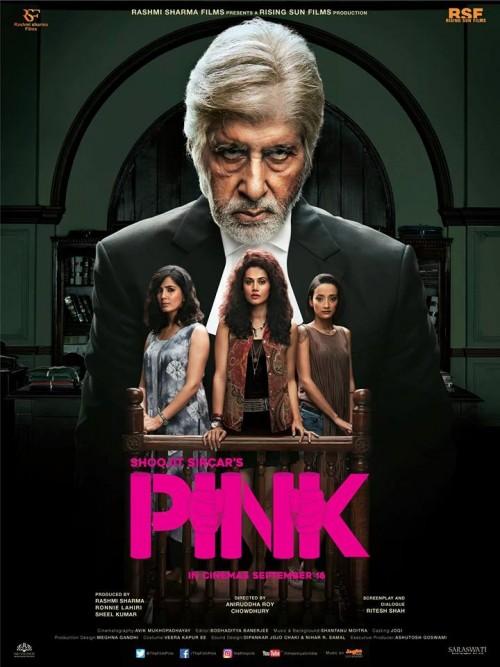 Pink (2016) Hindi Full Movie