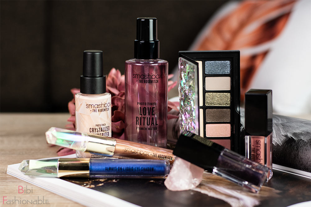 Smashbox x The Hoodwitch Crystalized Collection Titelbild