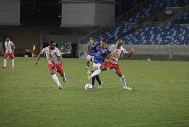 49bdb33d7b SÉRIE D  Aparecidense derrota o Operário por 3 a 2 na Arena Pantanal ...