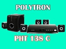 Polytron PHT 138 C Home Theater Harga 1 Jutaan