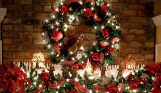 Πανέμορφες Χριστουγεννιάτικες ιδέες διακόσμησης για το τζάκι σας