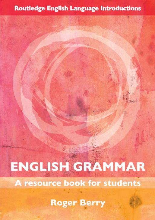 English Grammar A Resource Book For Students