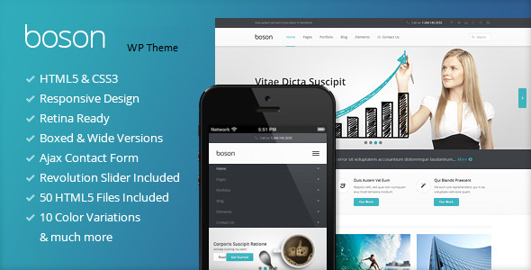 Best WordPress Responsive Theme