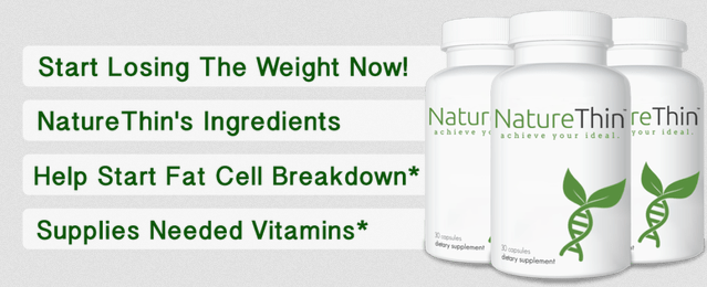 NatureThin - Vegetarian Weight Loss