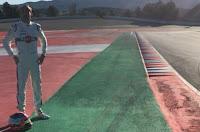 Dzień filmowy WIlliams Kubica F1