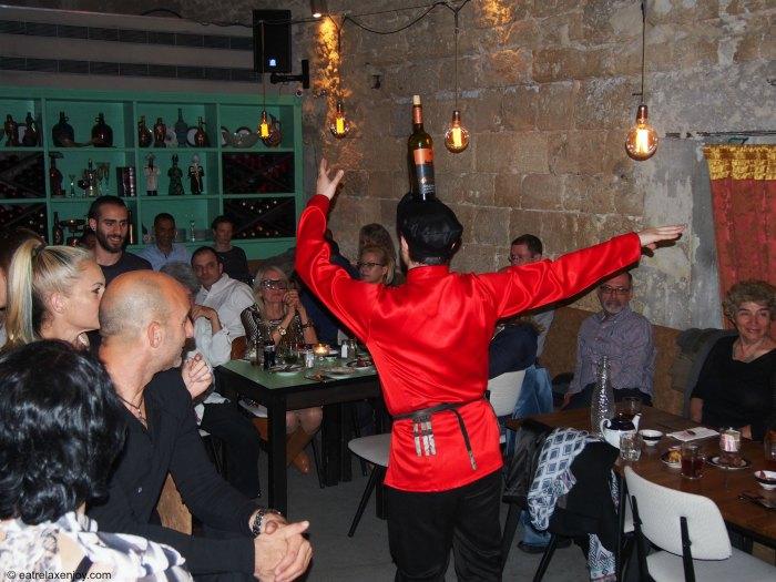 """טש וטשה מסעדה גרוזינית – לבלות לחו""""ל בלי טיסה"""