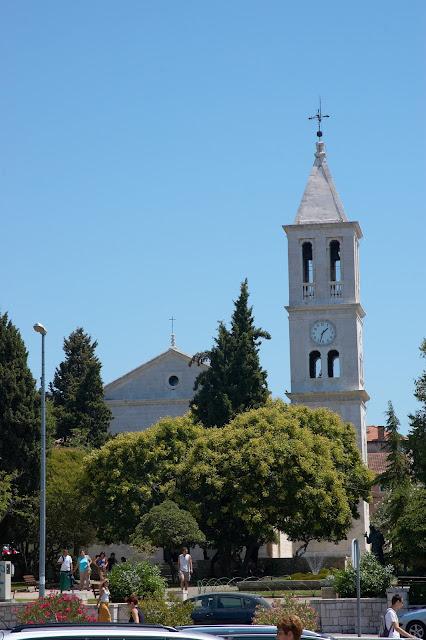 Sibenik, kościoły, zabytki