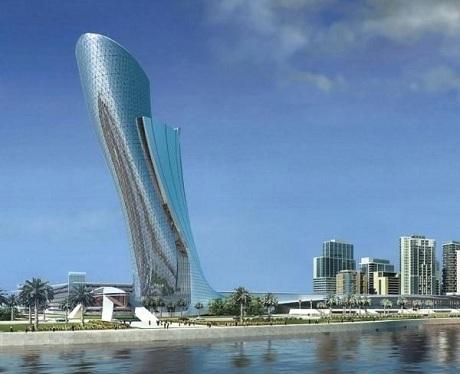 zgrada u Abu Dhabiju