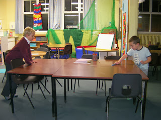 classroom tables joined together meon junior school milton