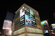 Katie' Korean Adventure Japan Capsule Hotel And Dotonbori