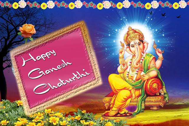 Traditional Ganesh Chaturthi Images