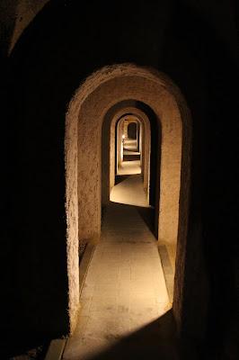 cunicoli grotte