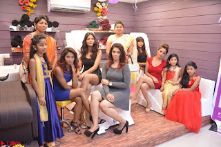 Natural Beauty Salon Launch Stills At tur 16.jpg