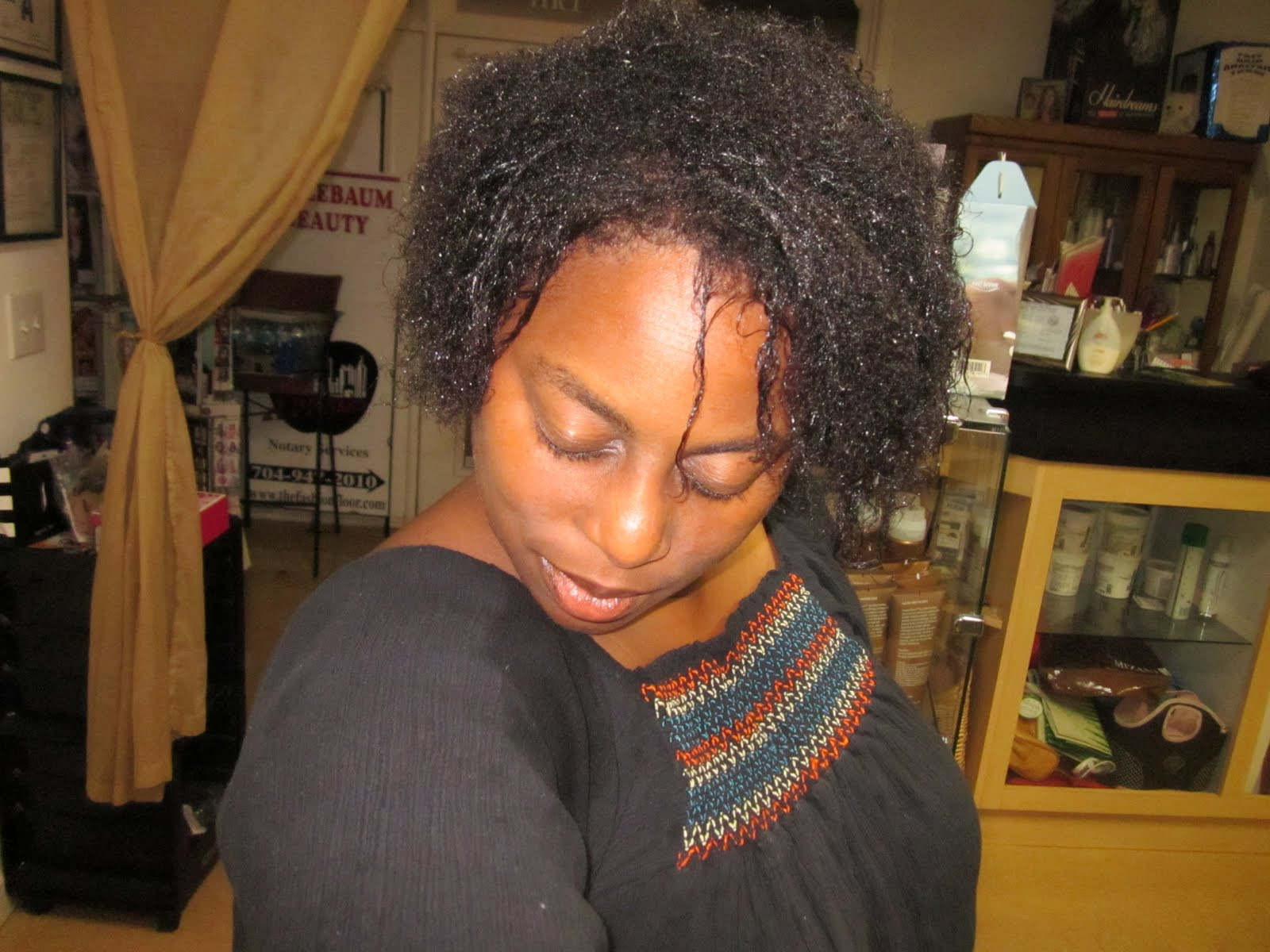 Relaxer Service From Texturized To More