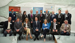 Councillor Kieran Dennison Chair Fingal Economic Development and Tourism Policy Committee