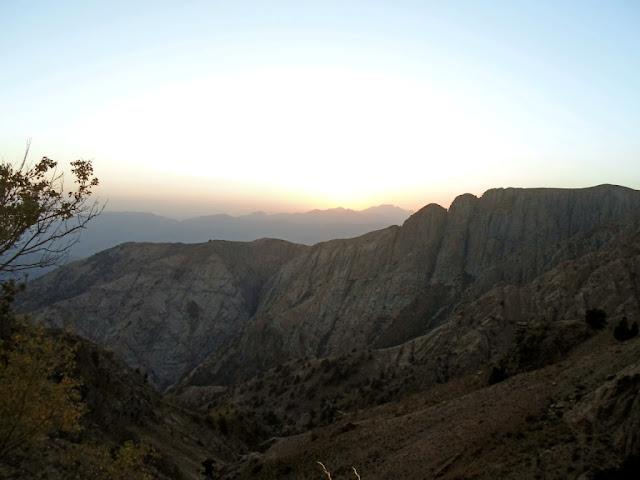 Маршрут Оджукское кольцо, через перевалы Кичкине и Чильдухтарон, Варзоб, горы Таджикистана - фото-обзор похода