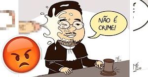 Este post representa o quanto a nossa dignidade brasileira está no chão