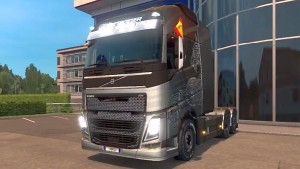 New Volvo 2012 v 13.0 by Remon