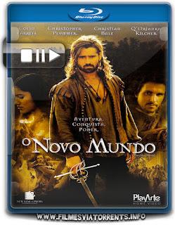 O Novo Mundo Torrent - BluRay Rip 720p e 1080p Dual Áudio