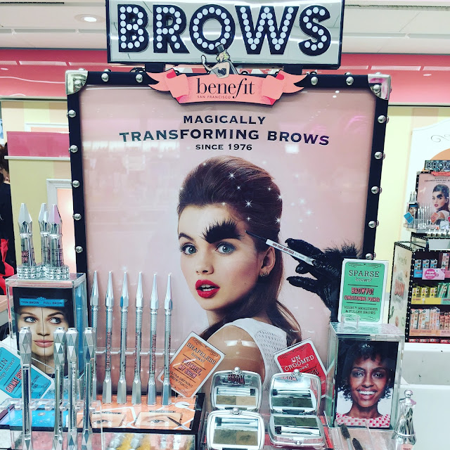 The Benefit Brow Bar - My Experience