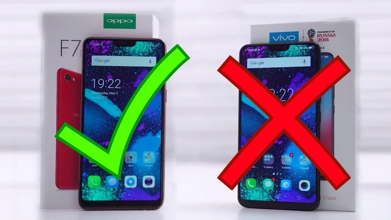 عيوب و مميزات هاتف Oppo F7 | تعرف على أسوأ عيوب Oppo F7