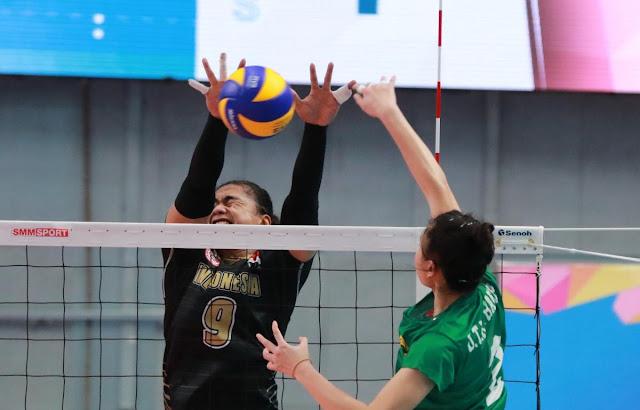 Cúp các CLB nữ vô địch châu Á 2018: VTV Bình Điền Long An có đòi được nợ Indonesia?