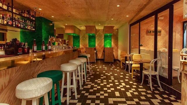 Restaurant bar le WOOD Paris 3ème marais