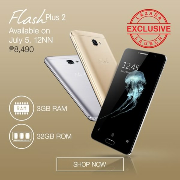 Alcatel Flash Plus 2 with 3GB RAM Now Available on Sale at PH